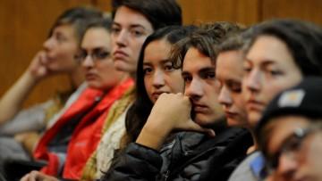 Impulsan intercambio estudiantil en otros países