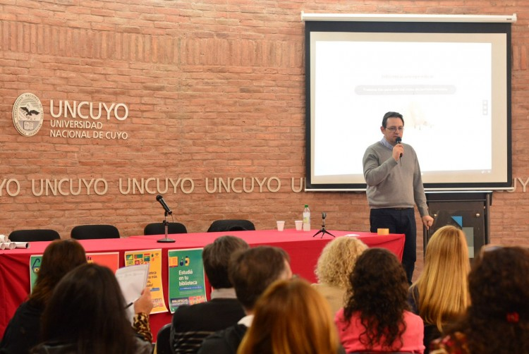 Nueva web para los usuarios de Bibliotecas de la UNCuyo