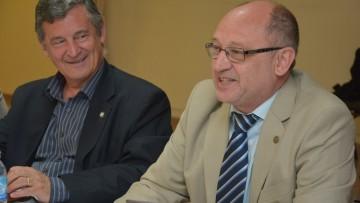 Presidente del Grupo Montevideo protagonizó reunión de trabajo en la UNCuyo