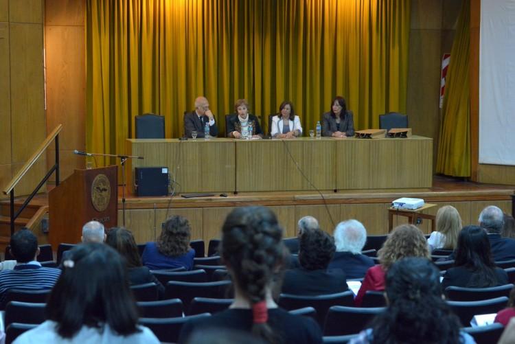 Profesores de Contabilidad Pública debatieron en la UNCuyo