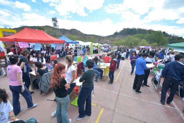Cerca de 250 chicos participaron de un concurso de inventos e ideas innovadoras.