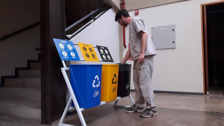 Enseñan de forma virtual a gestionar y separar los residuos en la UNCUYO