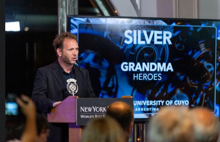 El director de Radio U es jurado en festival de Nueva York