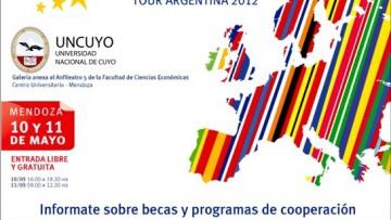 Tour EuroPosgrados 2012, muestra de oportunidades para estudiar en Europa