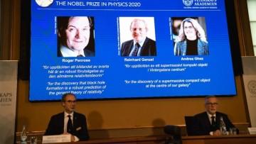 Nobel de Física: contribución de la FCEN para la comprensión de los agujeros negros