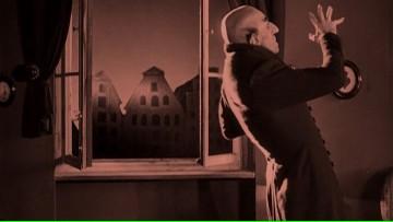 """""""Nosferatu"""" en el ciclo de cine mudo y música en vivo"""