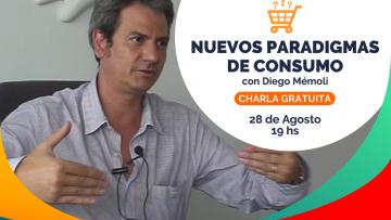 """Charla gratuita en la UNCUYO sobre el """"crack económico"""" y nuevos paradigmas de consumo"""