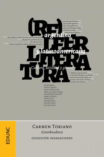 Nuevo libro de la Ediunc aborda la literatura argentina y latinoamericana