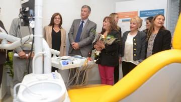Habilitaron nuevos equipos y espacios para atención odontológica en la UNCuyo