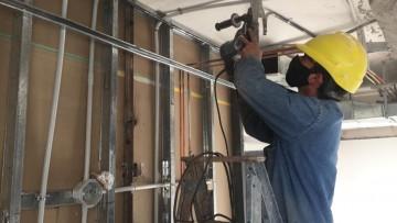 Mega proyecto Hospital Universitario: empezaron las obras en el quirófano