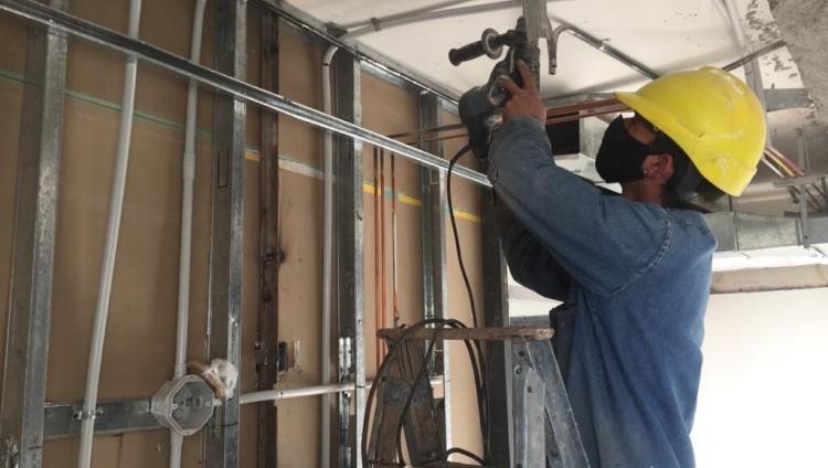 imagen que ilustra noticia Mega proyecto Hospital Universitario: empezaron las obras en el quirófano