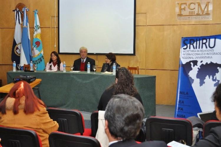 La UNCuyo se involucra en la internacionalización e integración educativa latinoamericana