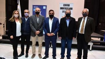 Presentaron el Observatorio Interdisciplinario de las Realidades Territoriales de la Provincia