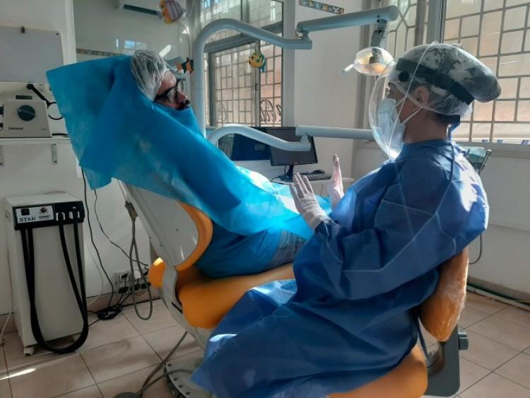 Facultad de Odontología: el desafío de atender y educar en pandemia, con balance positivo