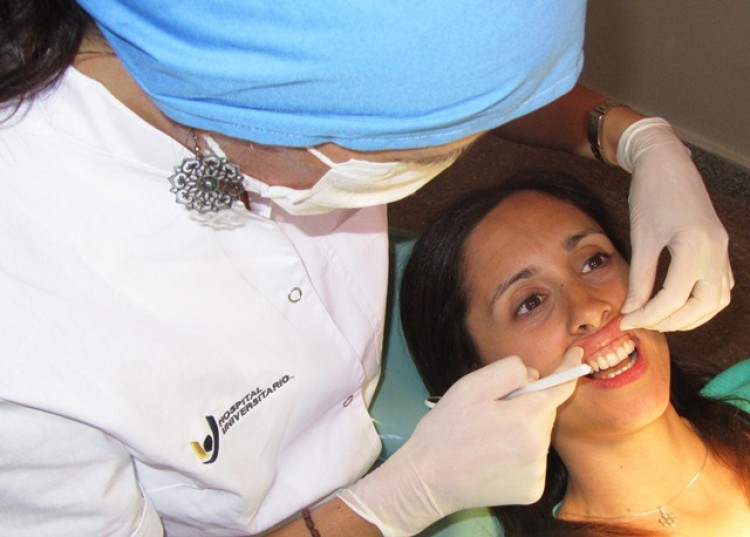 Concluyó campaña de prevención de cáncer de boca