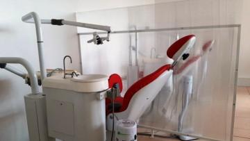 Con nueva sala de atención a pacientes, Odontología vuelve a la presencialidad