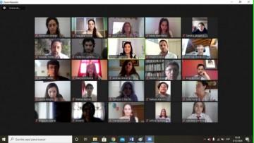 Exitosa experiencia virtual de la Olimpiada Argentina de Ciencias Junior