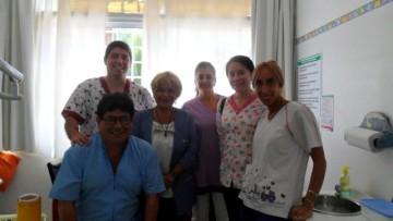Odontólogos de Chile y Perú se capacitan en la UNCuyo sobre atención de discapacitados
