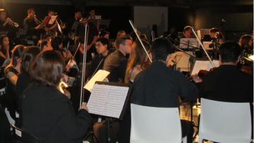 Alumnos de las carreras de música actuarán como solistas con la Orquesta Sinfónica