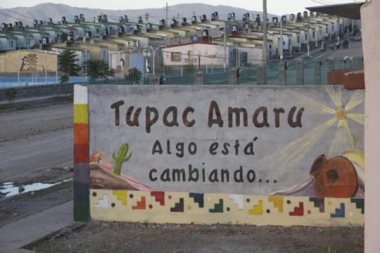 """Estrenan documental """"Tupac Amaru… algo está cambiando"""""""