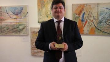 Reconocimiento italiano para profesor de la UNCuyo