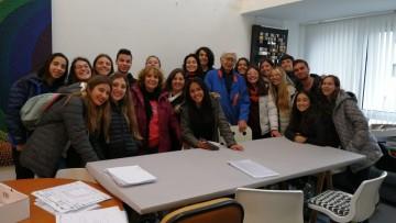 Estudiantes del CUC viajaron a Francia para aprender su cultura