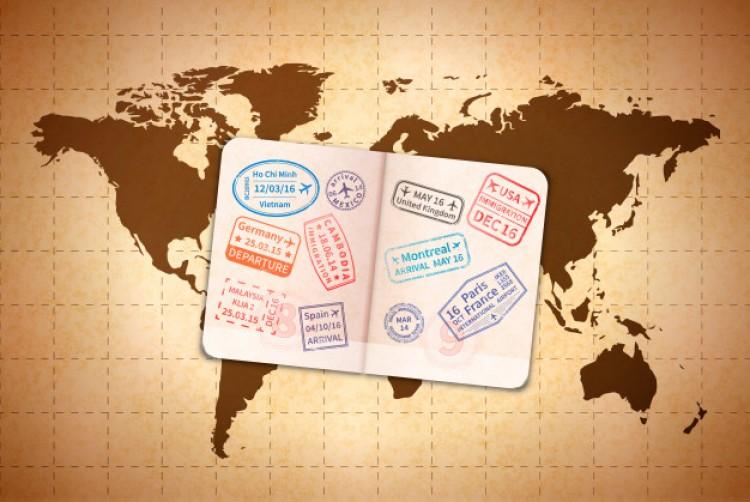 Viajar por el mundo a un click de distancia