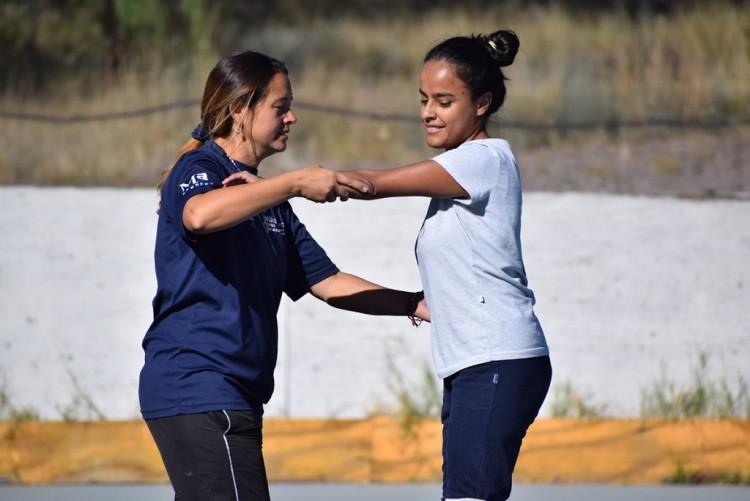 Patinadora con discapacidad visual de la UNCUYO disputará el Sudamericano