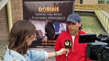 Abordarán los desafíos del doblaje en Argentina