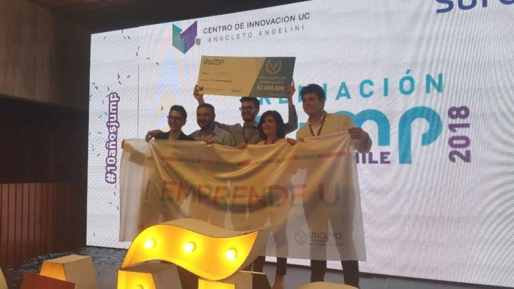 Premio internacional para proyecto que asesoró la UNCuyo