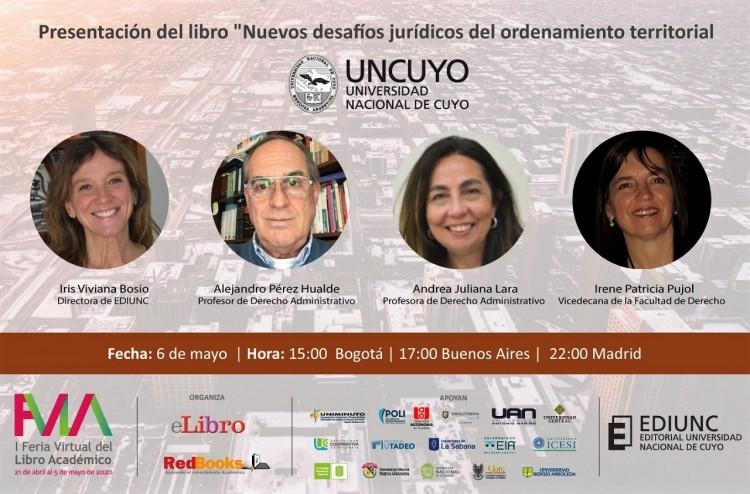 Hoy en vivo EDIUNC en la Primera Feria Virtual del Libro de Colombia