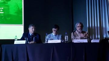 Pizzi coordinó la mesa de Educación Superior y cooperación Iberoamericana en la CRES