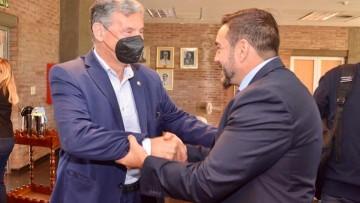UNCUYO y La Paz buscarán crear un Polo Educativo