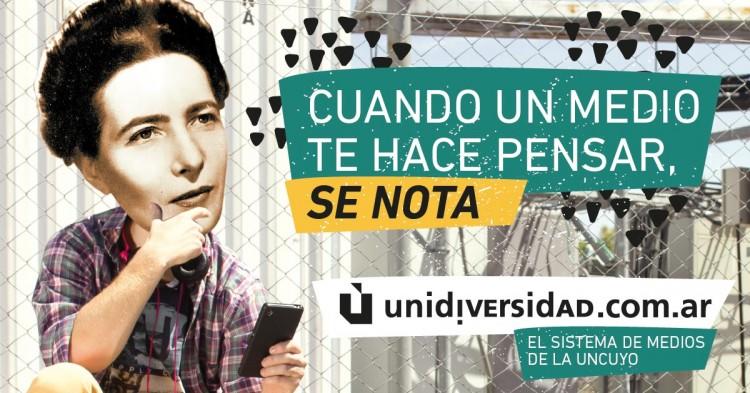 Campañas de la UNCuyo finalistas en Festival Internacional de Publicidad