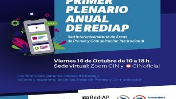 La RedIAP invita a participar de su primer plenario anual