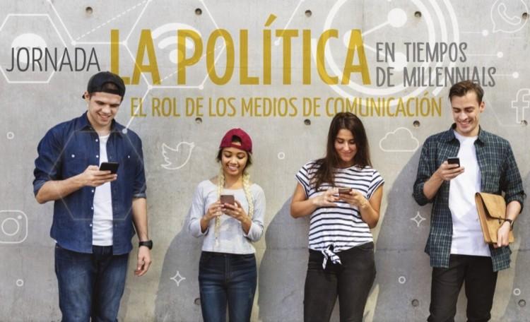 Era millennials: cuál es el rol de los medios en la política