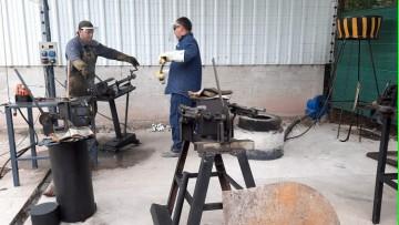 Reciclan aluminio para mejorar la conectividad en las zonas rurales de Lavalle