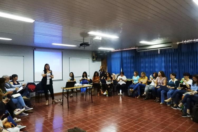Reflexionaron sobre la evaluación de prácticas sociales educativas