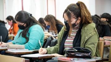 #PresencialidadUNCUYO: Así se vive en algunos edificios de la Universidad