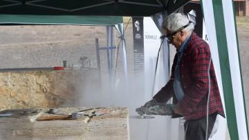 Escultores del país y del exterior crean obras inéditas en la UNCuyo