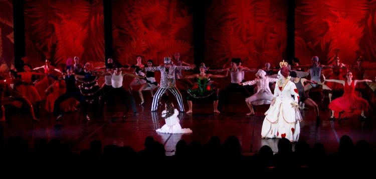 El Ballet hará Alicia en el país de las maravillas para escuelas