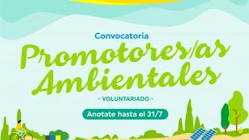 Voluntariado para integrar el equipo ambiental de la Universidad