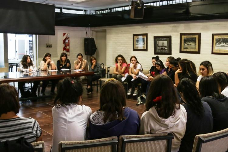 Articulan acciones contra la violencia sexista en las secundarias de la UNCuyo