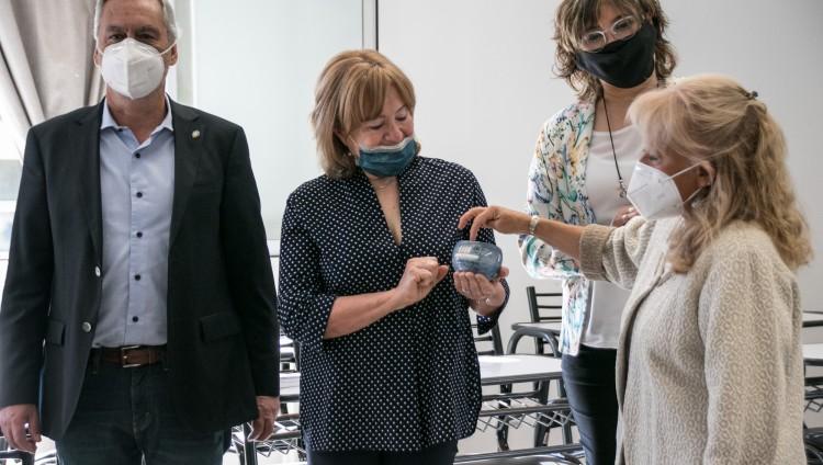 imagen que ilustra noticia La UNCUYO inauguró un servicio que detecta problemas y rehabilita el habla en niños