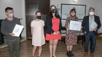 Reconocimiento legislativo para el Festival GRABA de la UNCUYO