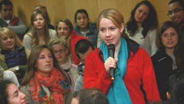 La UNCuyo dio la bienvenida a un centenar de estudiantes extranjeros