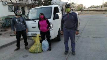 Reciclables Ya! recolectó de los hogares más de 1500kg de materiales