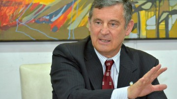 """Pizzi: """"La industria del conocimiento y la economía naranja serán clave"""""""