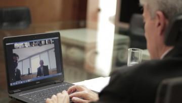 La Universidad Tecnológica de México y la UNCUYO renuevan sus proyectos de cooperación