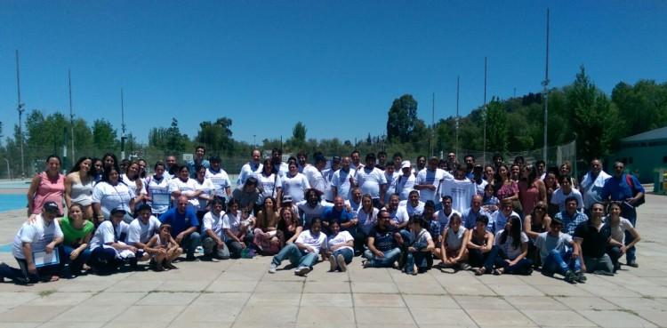 Recuperadores urbanos locales se reunieron en la UNCuyo